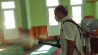 Antakya Belediyesince: İbadethanelere Temizlik