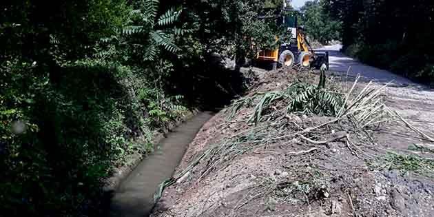 HBB'den Kanal Temizliği