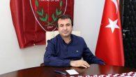 Hatayspor eski Başkanından  Atakaş'a  Teşekkür