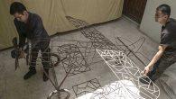Atık Metalleri Sanat Eserine Dönüştürüyor
