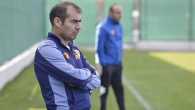 Bursaspor'un yeni Teknik Direktörü Metin Diyadin