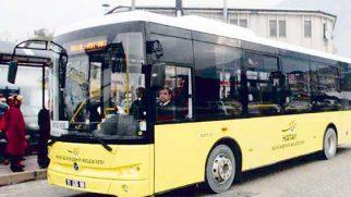 Şehir İçi Otobüs % 25 Zammı Geri