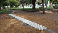 Atatürk Parkına Drenaj