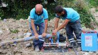 HATSU'dan Yayladağı'nda yeni şebeke çalışması