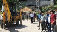 Yayladağı Belediyesi Desteği Taha Duymaz'a: