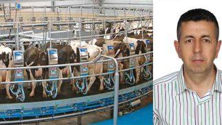 """Hamurcu'dan """"Dünya Süt Günü"""" Mesajı"""