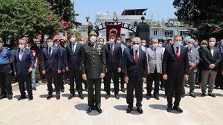 15 Temmuz Demokrasi ve Milli Birlik Günü; Şehitlik Ziyareti