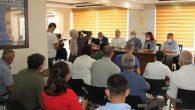 AKP'deki toplantıda eleştirilerin odağında, Hatay BŞB var!