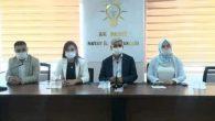 AKP'de Kadın Kolları Görev Değişimi