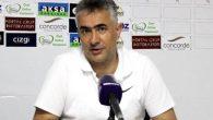 Hatayspor Teknik Direktörü Mehmet Altıparmak 91.dk'da: