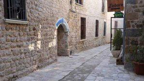 Eski Antakya Sokakları Aslına Döndü