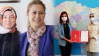 AKP Kadınlar Kolu Başkanlığına: