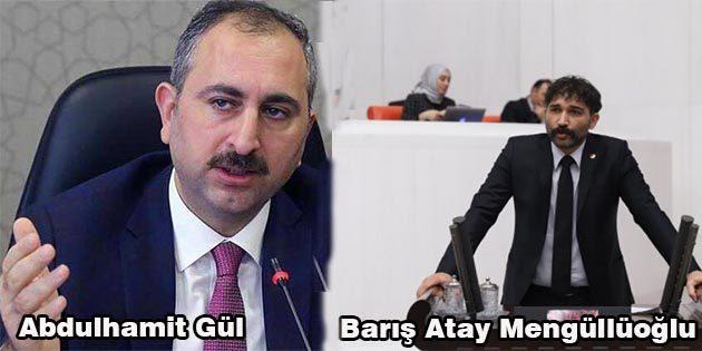Bakan Gül'den Ahmet Atakan'ın ölüm nedeni önergesine yanıt: