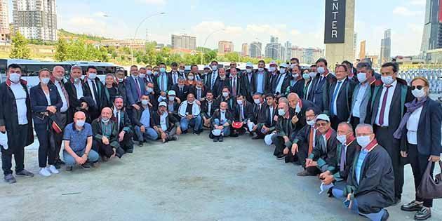 Hatay'dan Ankara'ya Büyük Savunma Mitingi