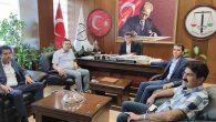 CHP Heyetinden Baro Ziyareti