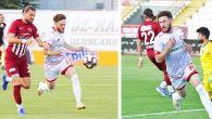 Bolu'da Yenilgi 0-1