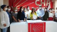 CHP'li Kadınlardan Kadın Cinayetlerine Tepki: