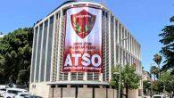 ATSO'dan Dev Hatayspor Bayrağı