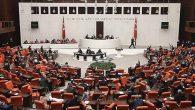 Türkiye Büyük Millet Meclisi'nde bu hafta