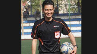 M.Cem Hanoğlu Kayseri-Bjk Maçında