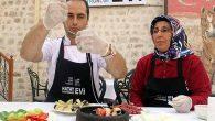 "İpe Dizilen Lezzeti: ""Kınnap Kebabı"""