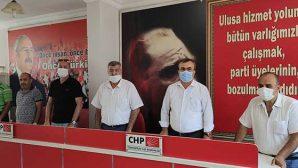 İskenderun Belediyesinde CHP Grubu 16 ayı değerlendirdi: