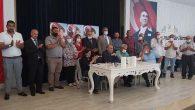 İyi Parti Arsuz'da Kongre Yaptı