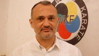 Karate Federasyonu Başkanı Delihasan, dün Antakya'daydı…