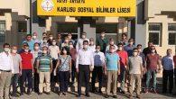 Antakya'da Okul Müdürleri Toplantısı Online: