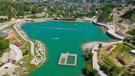 Karlısu Göleti, Su Sporlarına Ev Sahipliği Yapmaya Hazırlanıyor