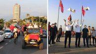 İskenderun'da Kurtuluş Bayramı etkinlikleri