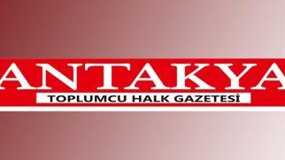 ANTAKYA Toplumcu Halk Gazetesi
