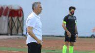 Hatayspor Teknik Direktörü M.Altıparmak, 91. dakikada konuştu: