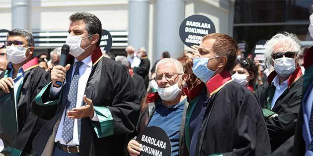 Av.Dönmez: Paralel Baro Teklifi Kabul Edildi