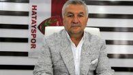Hatayspor'da Yeni Basın Sözcüsü Rahmi Vardı…