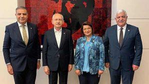 CHP'nin 3 Hatay Milletvekili Kılıçdaroğlu ile…