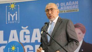İYİ Parti'de yeniden İl Başkanı seçilen A.Şefik Çirkin: