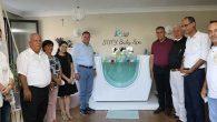 Bebek Masaj Merkezi Açıldı