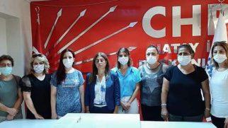 """CHP'li Kadınların """"İstanbul Sözleşmesi"""" mesajı:"""