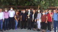 CHP'liler mahalle ziyaretlerinde