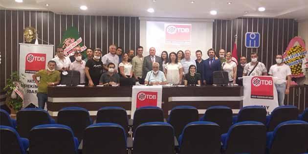 HDHO Yönetimi ilk toplantıyı yaptı