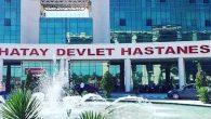 Hatay Devlet Hastanesinde SBYS'ye geçildi