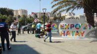 Hatay Büyükşehir belediyesi küresel salgın tedbirleri