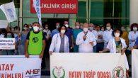 HTO; KOVİD'in artarak devam etmesine karşı: