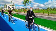 İSTE Bisiklet Yolu… Özlenen Çalışma