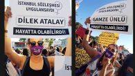 Kadına yönelik şiddete karşı… Bir Anketimiz Var!