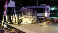 Uzunbağ'da kaza