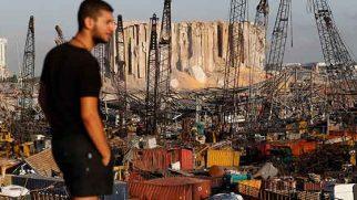 """Lübnan'daki """"Patlama"""" Hatay'ı gündeme taşıdı!"""