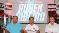 Ribeiro İmza Attı, İdmana Çıktı
