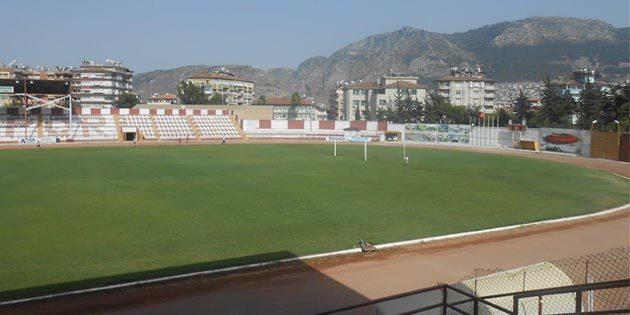 Maçlar Atatürk Stadında